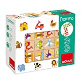 Jumbo Spiele Goula D50264 - Domino Fahrzeug