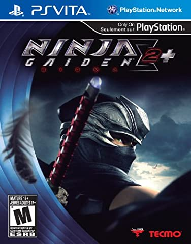 Ninja Gaiden Sigma 2 Plus - PlayStation Vita by Tecmo Koei