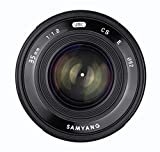 SAMYANG 35mm F1.2 ED AS UMC CS Objektiv - 5