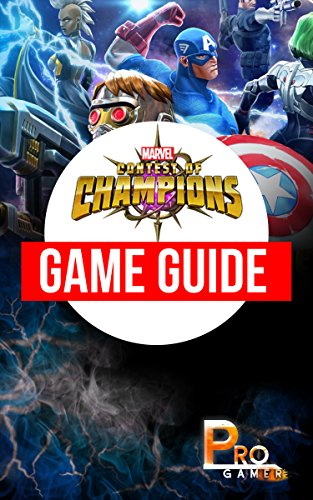 Marvel Contest of Champions Game Guide (English Edition)
