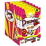 Dreamies Katzensnacks Mix mit Käse und Rind (6 x 60 g)