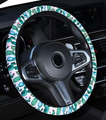 Mayco Bell Coprivolante per auto da donna, raffinato e dotato di graziosi ricam