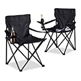 Best Chaises de camping - Relaxdays 10020932 46 Chaise de Camping Mixte Adulte Review