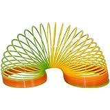 Promobo -Jouet Enfant Ressort Magique Fluo jeu Ondamania Slinky