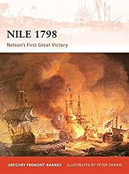 Nile 1798: Nelson's first great victory (Campaign, Band 230)