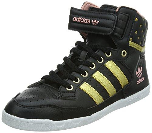 adidas Damen Centenia Hi W Gymnastikschuhe Noir (Noir1/Orm T/Stroes)
