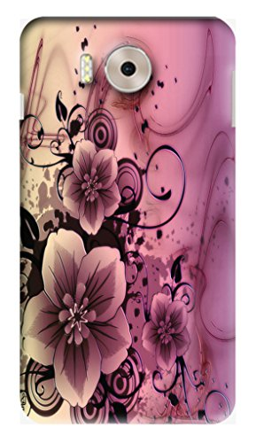 GADGETMATE Panasonic Eluga Prim Printed Back Cover(For Panasonic Eluga Prim )
