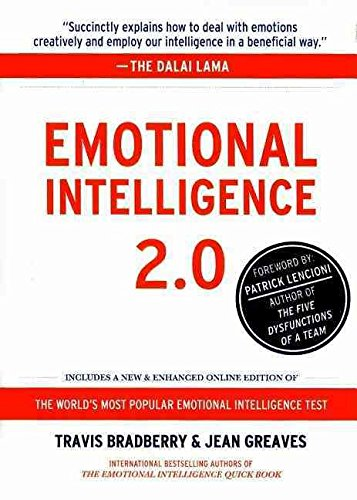 [(Emotional Intelligence 2.0)] [Author: Travis Bradberry , Jean Greaves, Patrick M. Lencioni] published on (May, 2016)