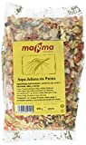 Bionsan Sopa Juliana sin Patata - 6 Paquetes de 200 gr - Total : 1200 gr