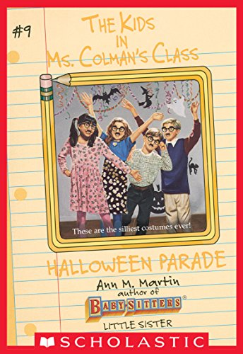 Halloween Parade (The Kids in Ms. Colman's Class #9) (English Edition)