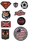 Arrow Textiles Iron-on patches/badges/em...