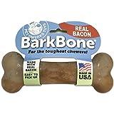 Pet Qwerks Bacon BarkBone Nylon Chew - Large (BBB2)