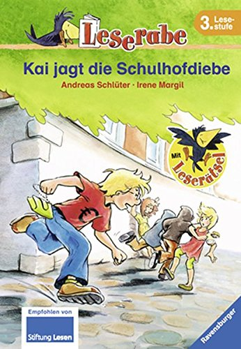 Kai Jagd Die Schulhofdiebe par Irene Margil