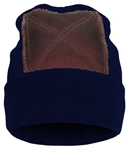 BACKSPIN FUNCTION WEAR 'Beanie' Headspin-Cap - navy - OneSize