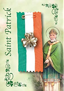 Irish St Patrick/'s Day Rosette Badge Ireland Fancy Dress Accessory 5//10//15//20