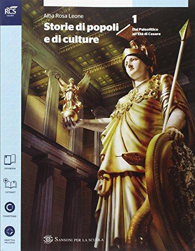 Storia di popoli e culture. Con atlante. Per le Scuole superiori. Con e-book. Con espansione online: 1