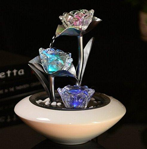 Creative Wasser Ornaments Crafts Büro Lucky Dekorationen Home Wohnzimmer TV-Schrank europäischen Geschenke 01