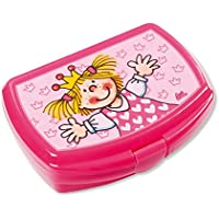 Lunchbox * MIABELLA * für Kinder von Lutz Mauder // Brotdose ohne Namensdruck // Perfekt für Mädchen // Prinzessin Vesperdose Brotzeitbox Brotzeit (ohne Namen) preisvergleich bei kinderzimmerdekopreise.eu