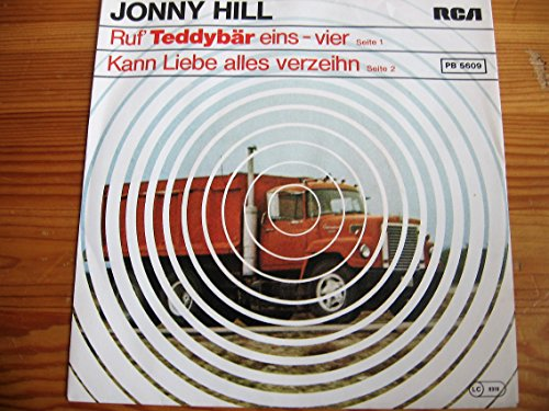 Ruf' Teddybär eins-vier (1978) / Vinyl single [Vinyl-Single 7'']