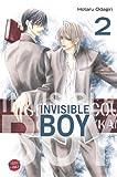Invisible Boy, Band 2 - Hotaru Odagiri