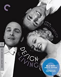 Criterion Collection: Design for Living [Blu-ray] [1933] [US Import]