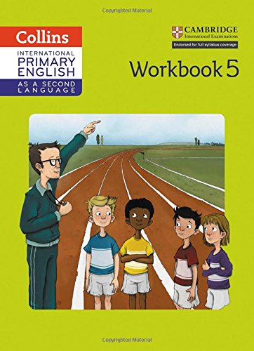 International Primary English as a Second Language Workbook Stage 5 (Collins Cambridge International Primary English as a Second Language)