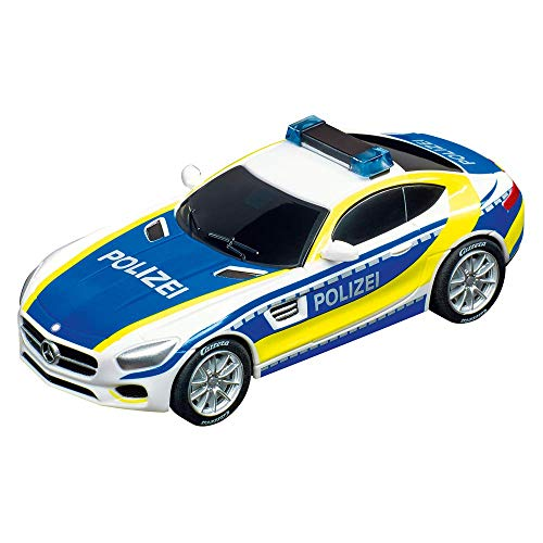 "Carrera Digital 143 Mercedes-AMG GT Coupe ""Polizei\"""