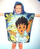 Go Diego Go Poncho Bath Beach towel