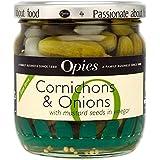 Opies Cornichons Et Les Oignons Avec Les Graines De Moutarde (400G)