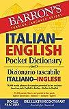 Barron's Italian-English Pocket Dictionary [Lingua inglese]