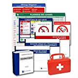 Pack affichages obligatoires, registres, convention collective. Conformité entreprise 2019 : Banque