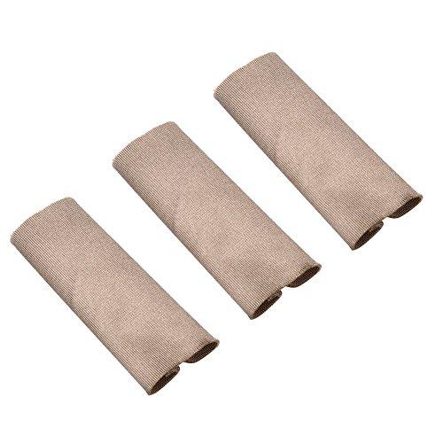 Acouto Fingerprotektoren, Fliegenschnur-Schutzweste, Handschuh aus hochwertigem Lycra, atmungsaktiv, verschleißfest, Anti-Pilling