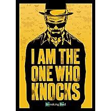 Pyramid International Breaking Bad i AM The One who Knocks Giant poster, carta, Muticolour, 10x 140x 1.3cm