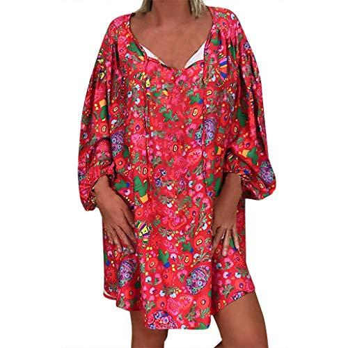 TPulling Damen Kleid