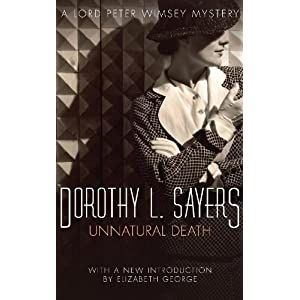 Unnatural Death: Lord Peter Wimsey Mystery Book 3 (Lord Peter Wimsey Series)