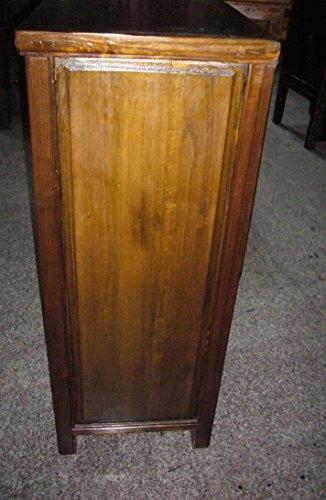 Antiker Apothekerschrank Aktenschrank Büroschrank Apotheke Schrank Sideboard Kommode Kommodenschrank Sideboardschrank Breite45xHöhe103cm - 3