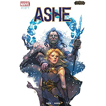 League of Legends, Ashe : Chef De Guerre Special Edition (French) #1 (of 4)