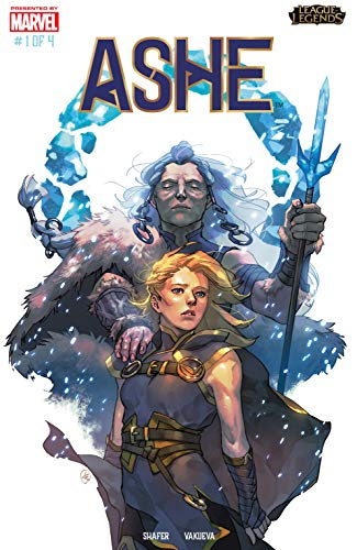 League of Legends, Ashe : Chef De Guerre Special Edition (French) #1 (of 4) par Odin Shafer