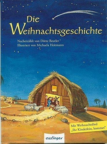 Die Weihnachtsgeschichte. Midi-Ausgabe