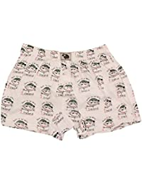 2 x Mens 100% Cotton Knitted Jersey Fabric Boxer Shorts Underwear