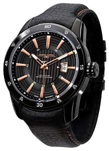 Jorg Gray Herren-Armbanduhr Analog Quarz JG3700-12