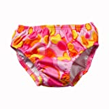 Finis 5.20.014.277.07 Costumino Contenitivo, Pink Bubble, XL