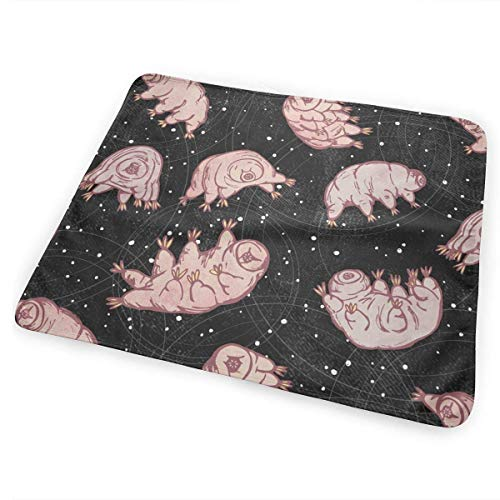 Voxpkrs Tardigrades in Space Baby Crib Pee Changing Pad Mat Mattress Protector for Toddler Kids Infant Pets