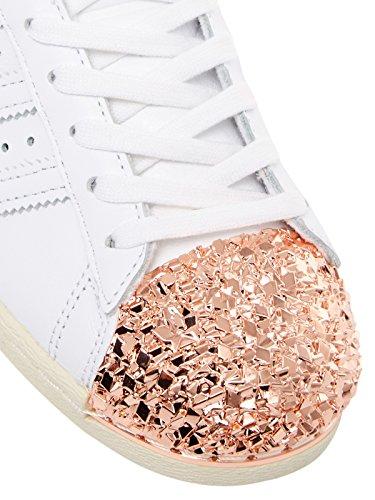 Adidas Superstar 80's 3d Metal Toe Damen Sneaker Weiß - 4