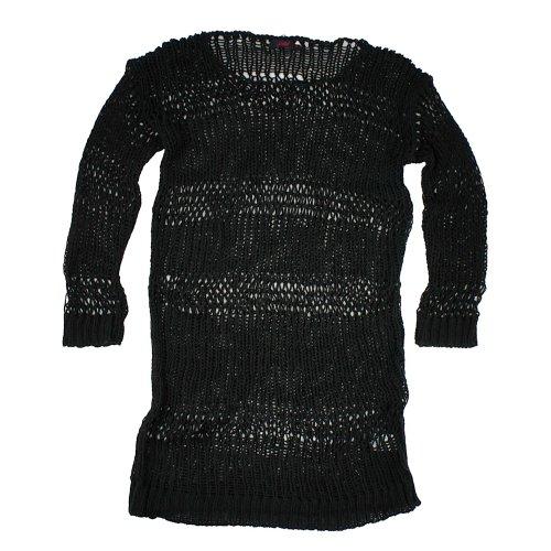 Robe pull motel bILLY (noir) Noir - Noir