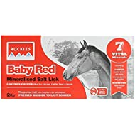 Baby Rockie Salt Lick 2k Red