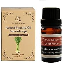 TKH 100% puro olio essenziale di Citronella olio citronella estratti vegetali naturali 10 ml terapeutico donne olio