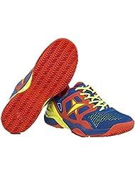 Drop Shot Conqueror JMD - Zapatillas deportivas para hombre, color azul