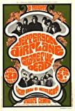 Jefferson Airplane reproduction Concert photo affiche 40x30cms