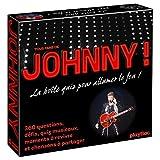 Coffret quiz Johnny Hallyday - La boîte de jeu qui va allumer le feu !